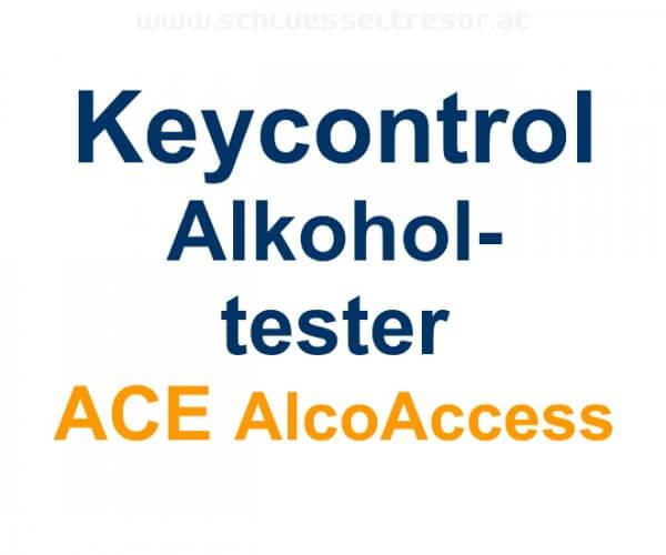 Alkohol Interlock Alcosan EPS für Keycontrol