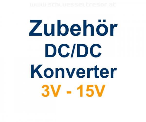 DC-DC Konverter 3-15V