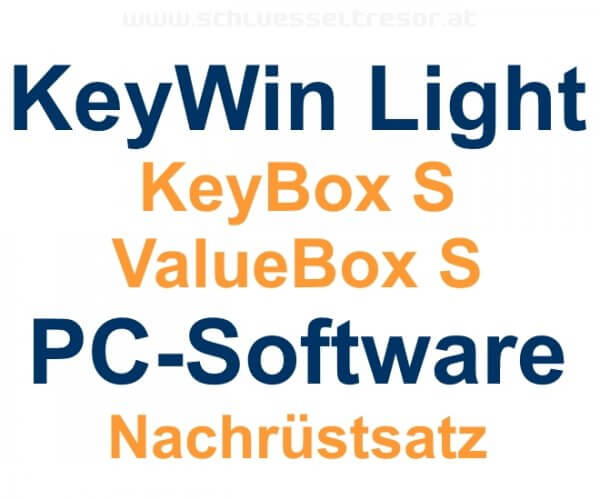 KeyWin Light Software Nachrüstsatz