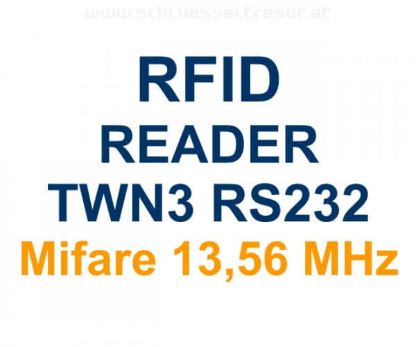 RFID Reader TWN MIFARE RS232