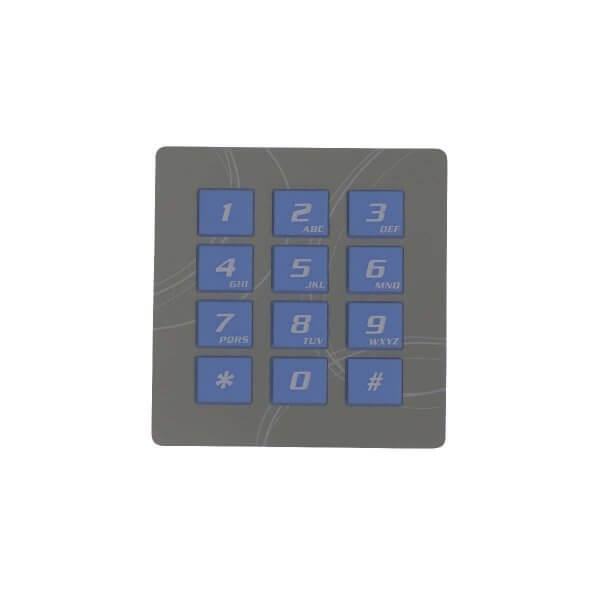 Ersatztastatur Keybox vor 2013