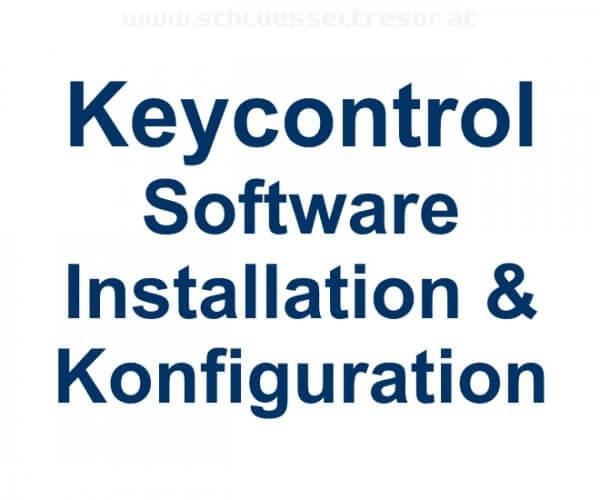 Keycontrol Software Installation & Konfiguration
