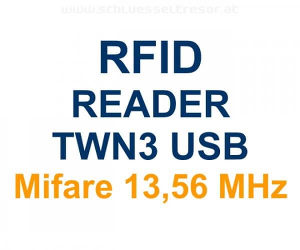 RFID Reader TWN MIFARE USB Desktop