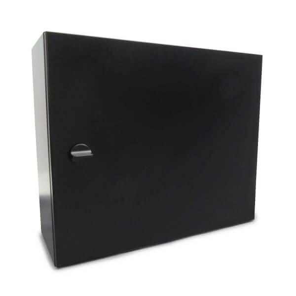 Schutzschrank schwarz für eine KeyBox