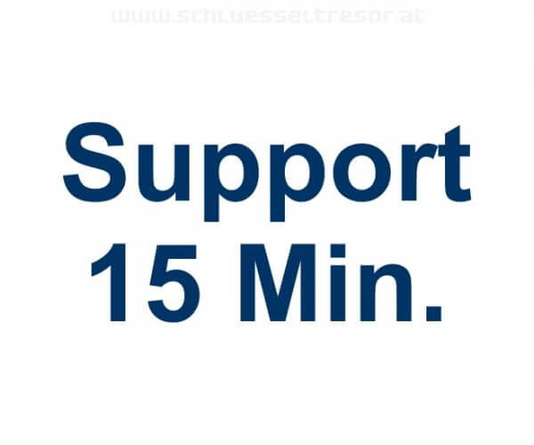 Hotline - Support Telefonat 15 Minuten