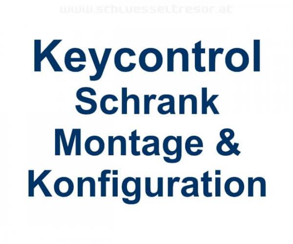 Keycontrol Montage Schrank/Rack & Konfiguration