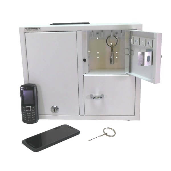KeyBox GSM/3G Call-to-open 2C