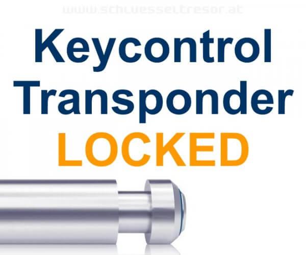 Keycontrol Schlüssel-Transponder einzeln LOCKED