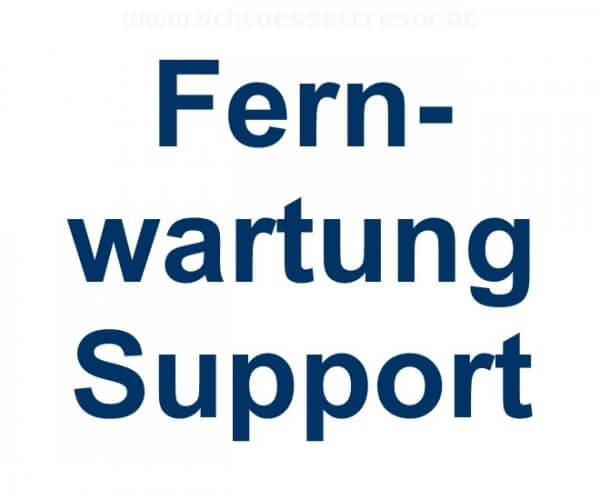Hotline - Support mit Fernwartung für Software