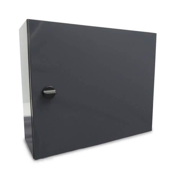 Schutzschrank anthrazit für eine KeyBox