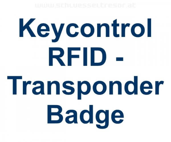 RFID Badge - KeyFob