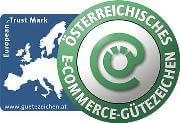 schluesseltresor.at trägt das Österreichische E-Commerce-Gütezeichen