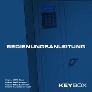 KeyBox Gebrauchsanleitung englisch